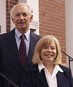 Drs. June and Gerald Groden (Founders)